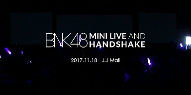 BNK48 Mini Live and Handshake Event {18.11.2560}