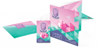 BNK48 Handshake Campus Card {21.04.2561}
