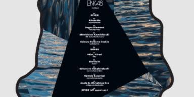 ปก River อัลบั้มแรกของ BNK48 แรงบันดาลใจจากสายน้ำ