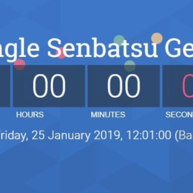 ปิดโหวต BNK48 6th Single Senbatsu General Election