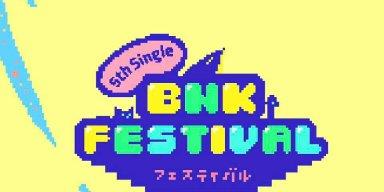 """ซิงเกิ้ลใหม่ของ BNK48 """"BNK Festival"""" มาพร้อมกับบัตรเลือกตั้ง ซิงเกิ้ลที่ 6"""