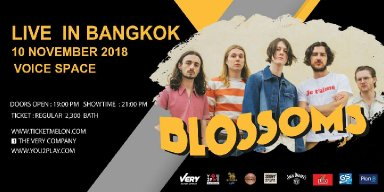 Blossoms LIVE IN Bangkok