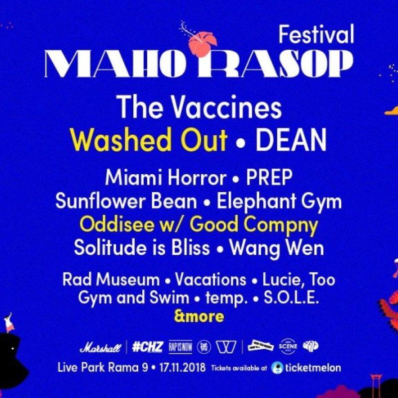 Maho Rasop Festival 2018