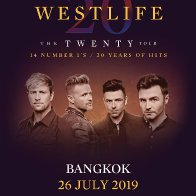 Westlife live in bangkok 2019