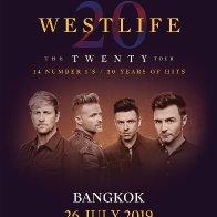 Westlife live in bangkok 2019