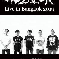 ENDZWECK Live in Bangkok 2019