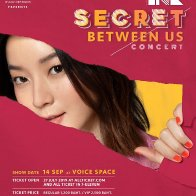 WARUNTORN SECRET BETWEEN US CONCERT