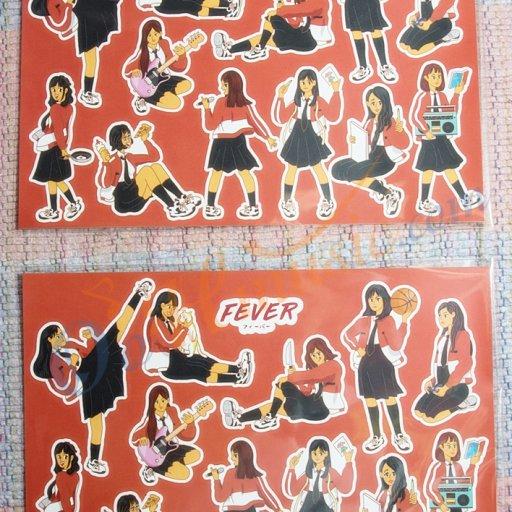 Sticker Fever