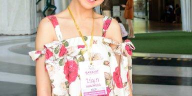Bangkok Kids International Fashion Show 2020
