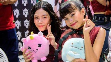 Air Anda POP UP - CNY Idol