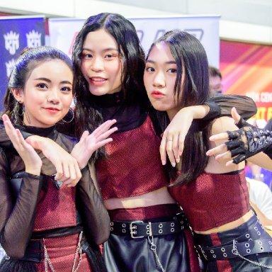 Air Namo Crepe POP UP - CNY Idol
