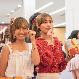 CM Cafe @idol expo 2