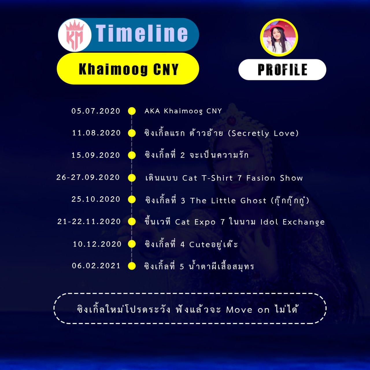 Timeline Khaimoog CNY